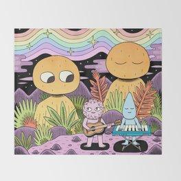 Spectrum Throw Blanket