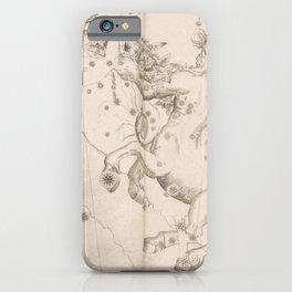 Johann Bayer - Uranometria / Measuring the Heavens (1661) - 39 Centaurus iPhone Case