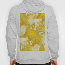 Golden Feathers Hoody
