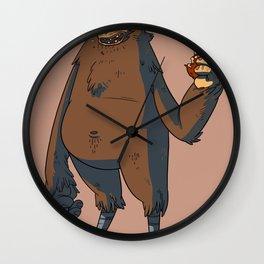 chicken legs Wall Clock