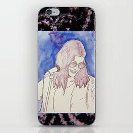 BØRNS WATRCOLOR iPhone Skin