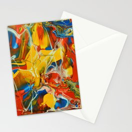 Color Explosion 1 Stationery Cards