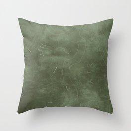 Sage Tea Throw Pillow