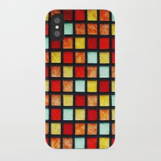 patchwork 001 Slim Case iPhone X