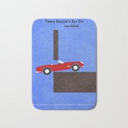 Ferris Bueller's Day Off Bath Mat