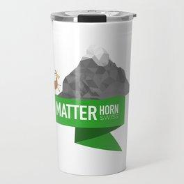 Matterhorn | Swiss Creation Travel Mug