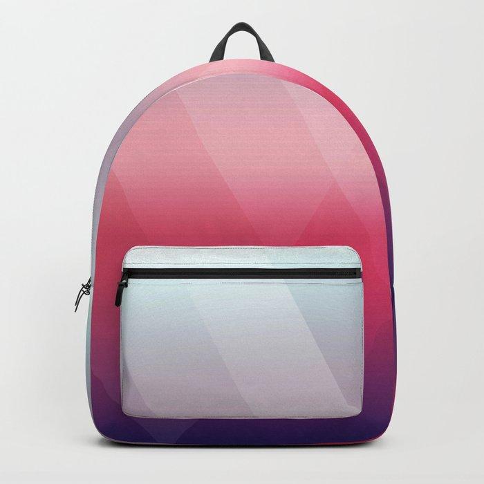 Fading Geometry Backpack