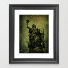 Germania Framed Art Print