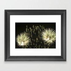 Efflorescence 38 Framed Art Print
