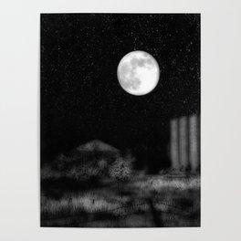 Alien Moon Poster