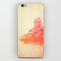 coral iPhone & iPod Skins featuring Coral by Stacia Elizabeth