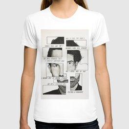 Still a Stranger - Davey of AFI T-shirt