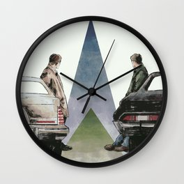 Pimpala Wall Clock
