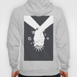 Everything Revolves Around Us II Hoody