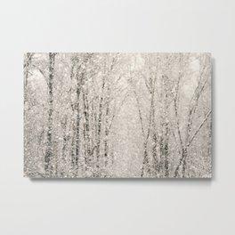 The White Stuff Metal Print