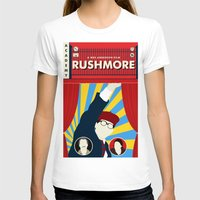 rushmore T-shirts featuring Rushmore by Bill Pyle