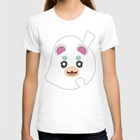 animal crossing T-shirts featuring Animal Crossing Flurry by ZiggyPasta