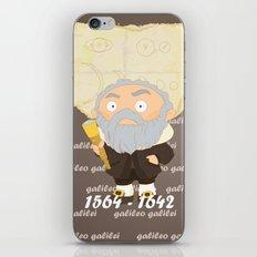 Galileo Galilei iPhone & iPod Skin