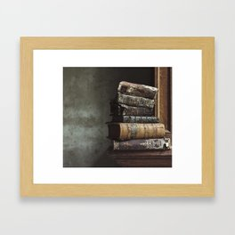 Manor B Framed Art Print