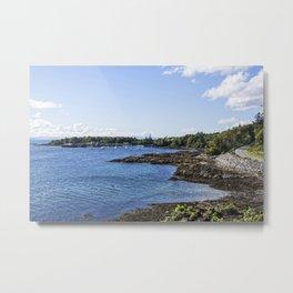 Armadale Isle of Skye Metal Print