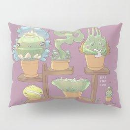 August's Plants Pillow Sham