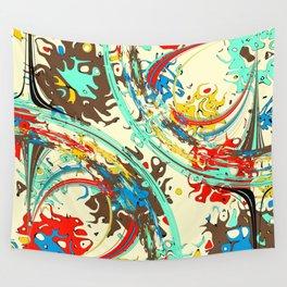 Pandemonium: III Wall Tapestry