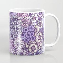 Faded Blossoms Coffee Mug
