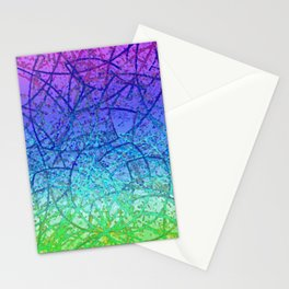 Grunge Art Abstract G57 Stationery Cards