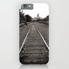 Railroad Tracks Slim Case iPhone 6s