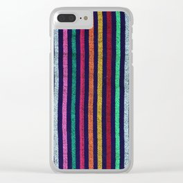 mexican design Clear iPhone Case