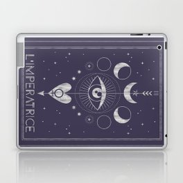 L'Imperatrice or L'Empress Laptop & iPad Skin