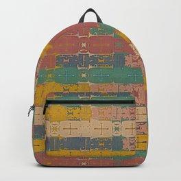 Graffiti Pastiche (2) Backpack