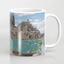 Fantasy Town Coffee Mug