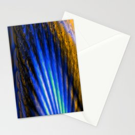 Fractal Shell Stationery Cards