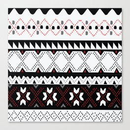 Fair Isle  Canvas Print