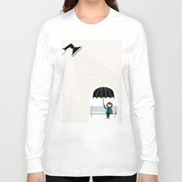 Under the rain Long Sleeve T-shirt