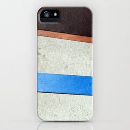 On The Sidewalk, City Sidewalk iPhone Case