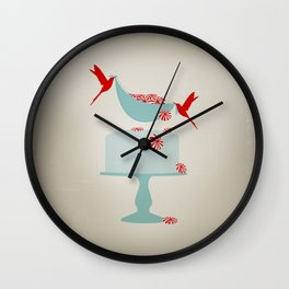 newly minted Wall Clock