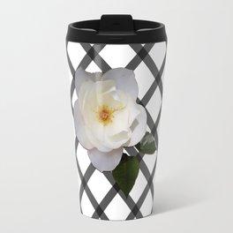 FLOWER GRID Travel Mug