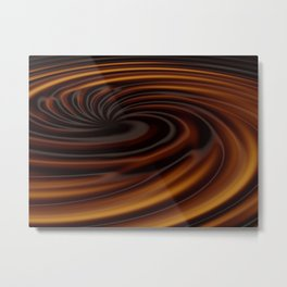 Sweet Chocolate Metal Print