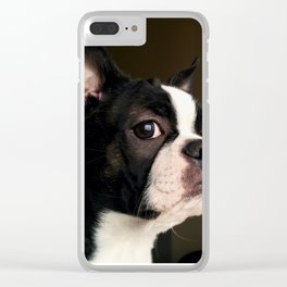 Chairman George Clear iPhone Case