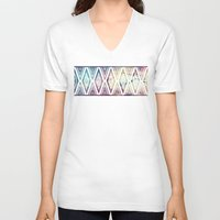 diamonds V-neck T-shirts featuring Diamonds by Last Call