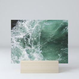 Turbulent Waters Mini Art Print