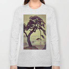 Old Man Standing Long Sleeve T-shirt