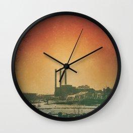 Providence Goodbye Album  Wall Clock