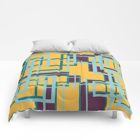 TrailsIII Comforters