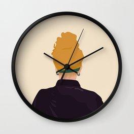 piñitis Wall Clock