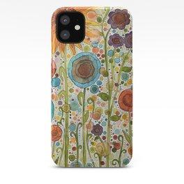 Florets iPhone Case
