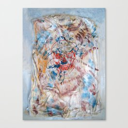 Super Death Canvas Print
