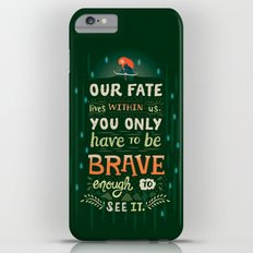 Would you change your fate? iPhone 6 Plus Slim Case